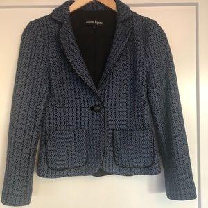 Nanette Lepore Embroidered Blazer